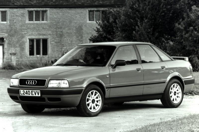 audi 80 b4 2.0 e 116 km 1992 sedan skrzynia ręczna napęd 4x4 - zdjęcie 5