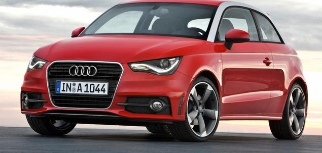 Audi A1 I 1.4 TFSI 122 KM
