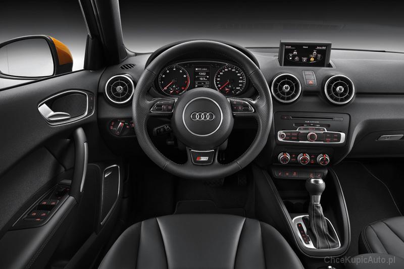 audi a1 i sportback 1 4 tfsi 122 km 2015 hatchback 5dr skrzynia automatyczna zautomatyzowana. Black Bedroom Furniture Sets. Home Design Ideas