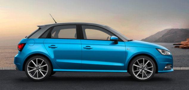 Audi A1 I Sportback FL 1.4 TFSI 125 KM