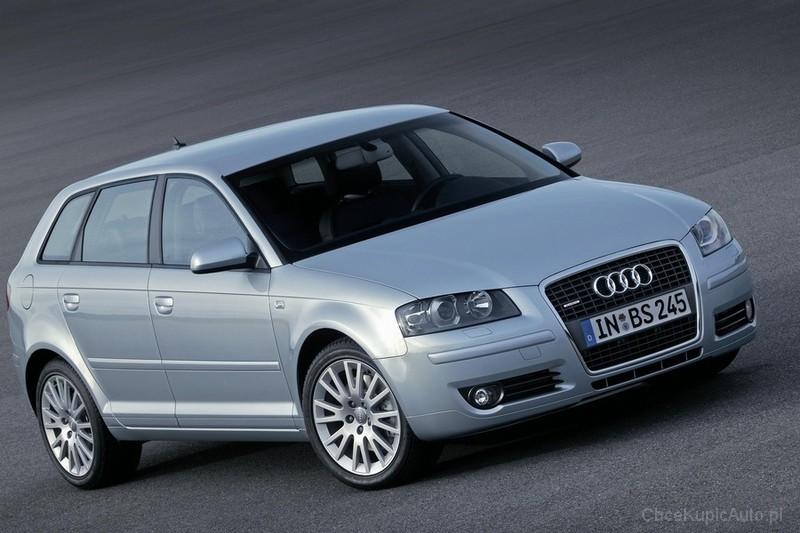 Audi A3 II 1.9 TDI 105 KM