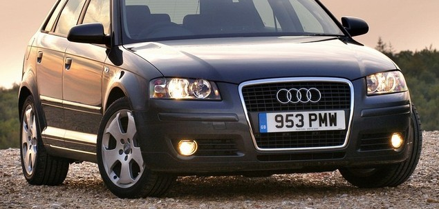 Audi A3 II 1.8 TFSI 160 KM