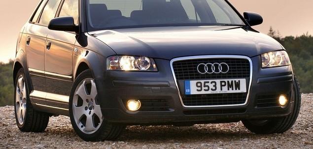 Audi A3 II 2.0 TFSI 200 KM
