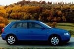 Audi A3 I 1.6 E 102 KM