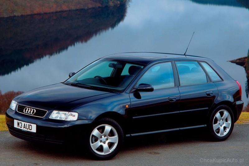 Audi A3 I 19 Tdi 90 Km 2000 Hatchback 5dr Skrzynia Ręczna Napęd