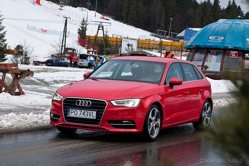 Audi A3 III 1.4 TFSI 122 KM