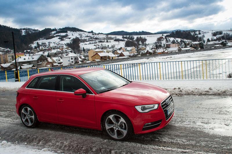 Audi A3 III 2.0 TDI 184 KM