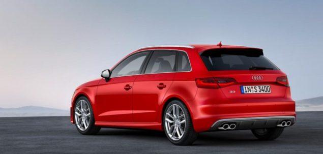 Audi S3 2.0 TFSI 300 KM
