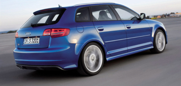Audi S3 2.0 TFSI 265 KM