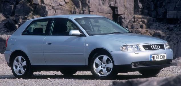 Audi A3 I 19 Tdi 101 Km 2003 Hatchback 3dr Skrzynia Ręczna Napęd