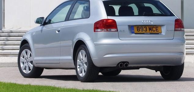 Audi A3 II 1.6 FSI 115 KM