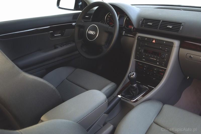 Audi a4 b6 Kombi Audi a4 b6 2.5 Tdi 163 km
