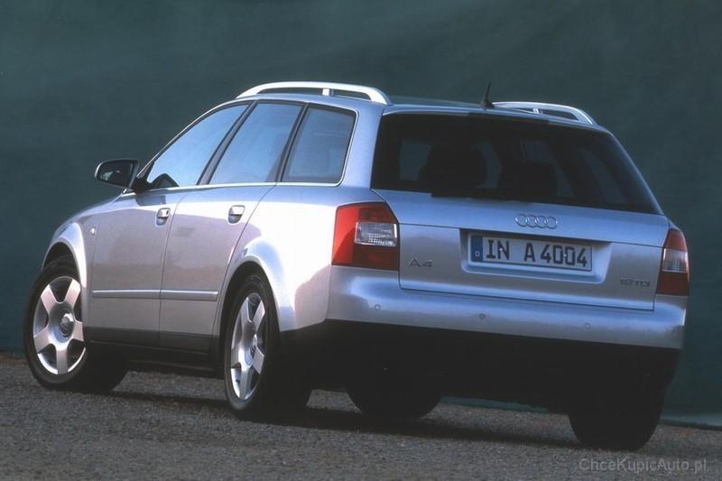 Audi A4 B6 1 9 Tdi 130 Km 2001 Avant Skrzynia Ręczna Napęd