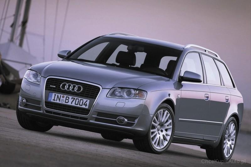 Audi A4 B7 1.6 E 102 KM
