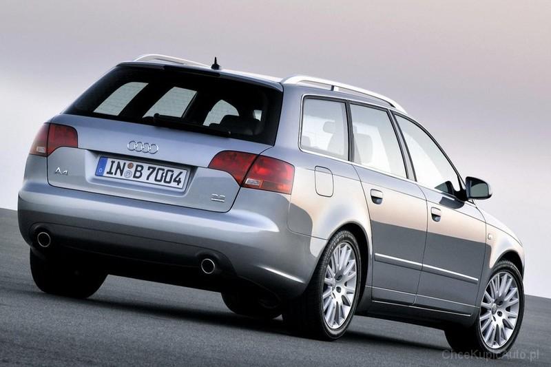Audi A4 B7 18 T 163 Km 2005 Avant Skrzynia Ręczna Napęd Przedni