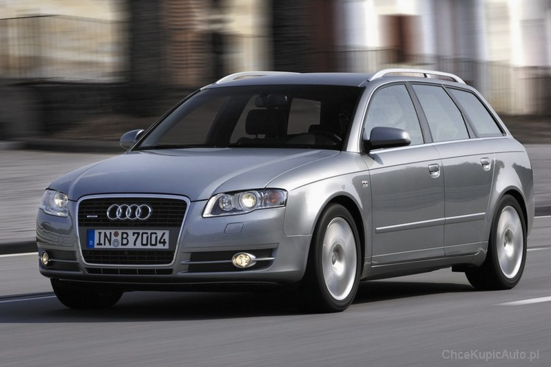 audi a4 b7 2 0 tdi 140 km 2005 avant skrzynia r czna nap d 4x4 zdj cie 1. Black Bedroom Furniture Sets. Home Design Ideas