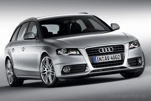 Audi A4 B8 20 Tdi 143 Km 2012 Avant Skrzynia Ręczna Napęd Przedni