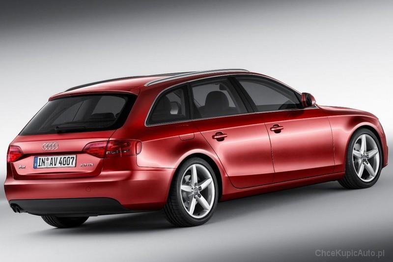 Audi A4 B8 20 Tdi 143 Km 2014 Avant Skrzynia Ręczna Napęd 4x4