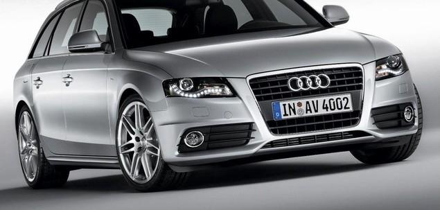 Audi A4 B8 2.0 TDI 170 KM