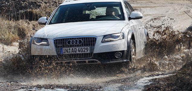 Audi A4 B8 Allroad 2.0 TFSI 211 KM