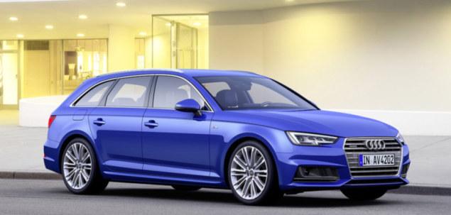 Audi A4 B9 2.0 TDI 190 KM