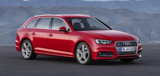 Audi Kombi 2017 Photos Audi Collections