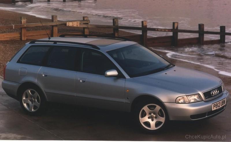 Audi A4 B5 2 5 Tdi 150 Km 1999 Avant Skrzynia Ręczna Napęd