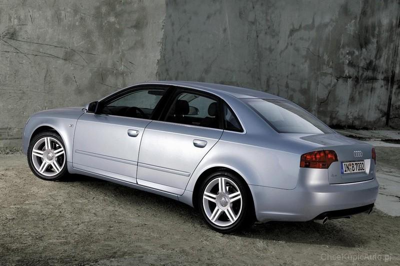 Audi A4 B7 18 T 163 Km 2005 Sedan Skrzynia Ręczna Napęd Przedni