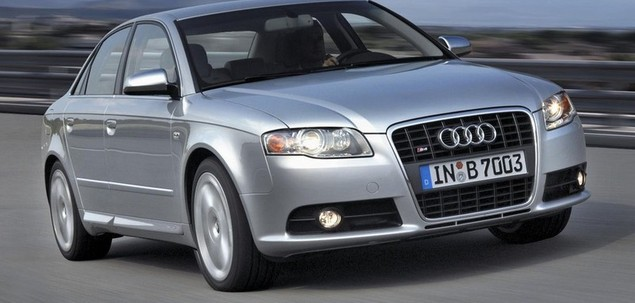 Audi A4 B7 2.0 TFSI 200 KM