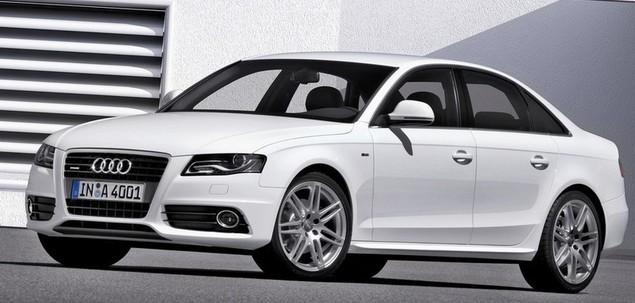 Audi A4 B8 2.0 TFSI 211 KM