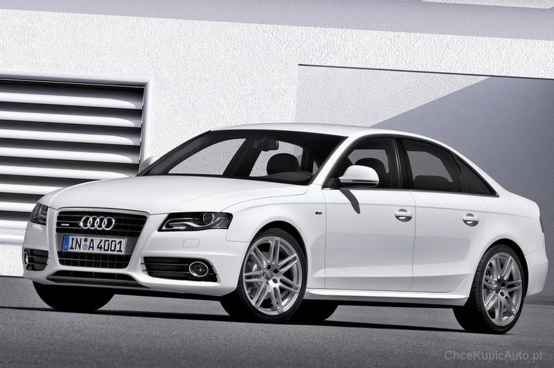Audi A4 B8 3.0 TFSI 272 KM