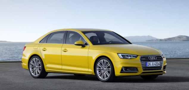 Audi A4 B9 1.4 TFSI 150 KM