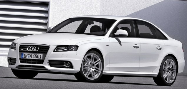 Audi A4 B8 1.8 TFSI 160 KM