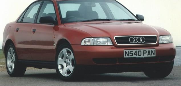 Audi A4 B5 18 E 125 Km 1999 Sedan Skrzynia Ręczna Napęd Przedni
