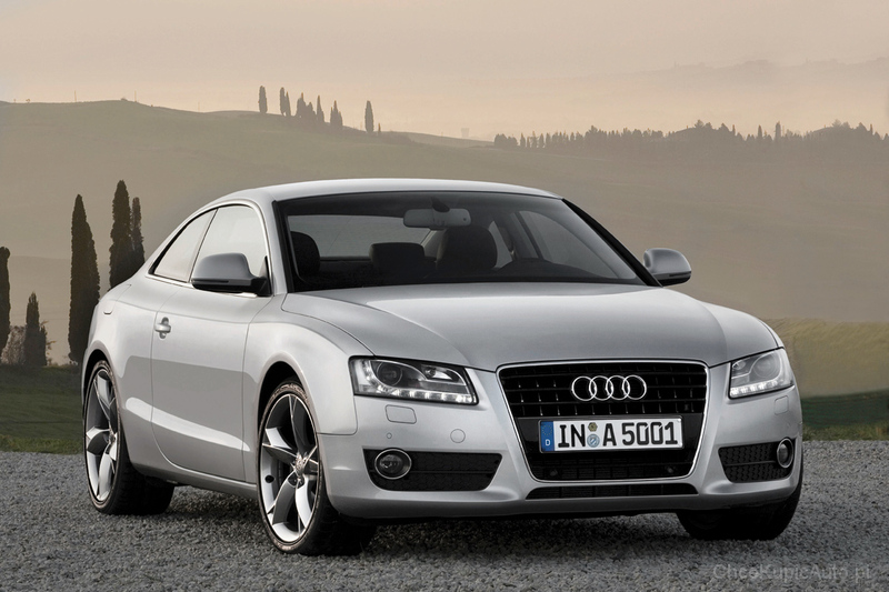 audi a5 i 3 0 tdi 240 km 2008 coupe skrzynia r czna nap d 4x4 zdj cie 6. Black Bedroom Furniture Sets. Home Design Ideas