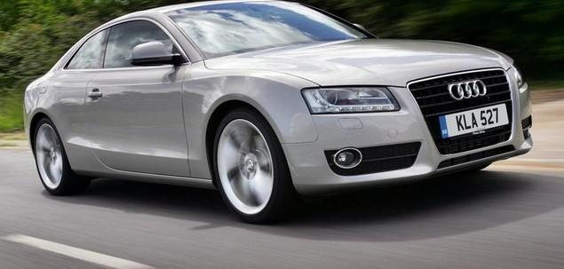 Audi A5 I 3.0 TDI 240 KM
