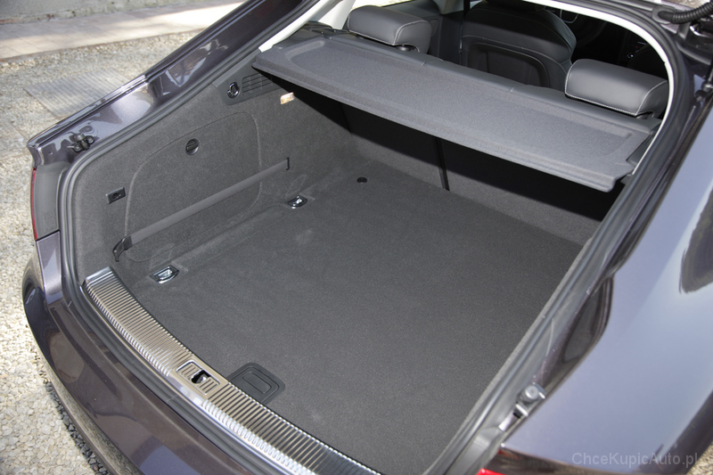 audi a5 i 3 0 tdi 240 km 2010 sportback skrzynia automatyczna zautomatyzowana napęd 4x4 zdjęcie 9