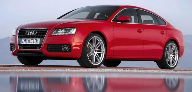 audi a5 i 3 0 tdi 240 km 2009 sportback skrzynia r czna nap d 4x4. Black Bedroom Furniture Sets. Home Design Ideas