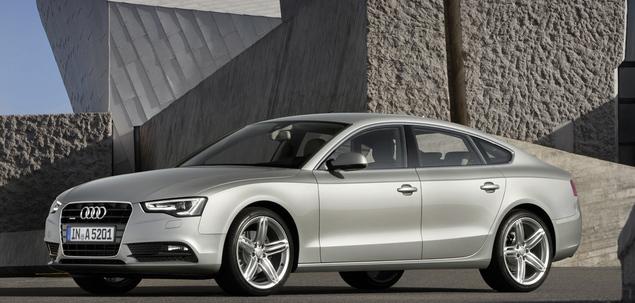 Audi A5 I FL 2.0 TDI 143 KM