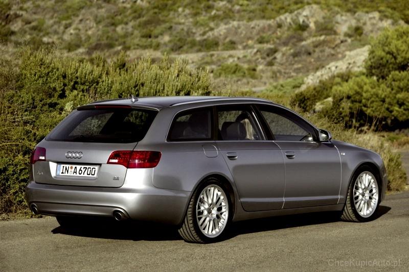 Audi A6 C6 2 4 E 177 Km 2007 Avant Skrzynia Ręczna Napęd 4x4 Zdjęcie 6