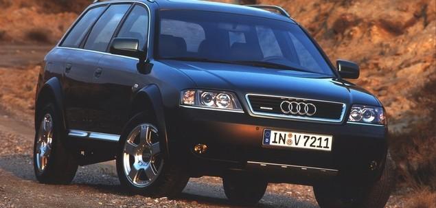 Audi A6 C5 Allroad 4 2 E 300 Km