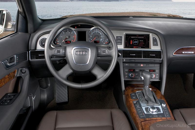Audi A6 C6 Allroad 3 0 Tdi 240 Km 2012 Avant Skrzynia Automatyczna Zautomatyzowana Napęd 4x4