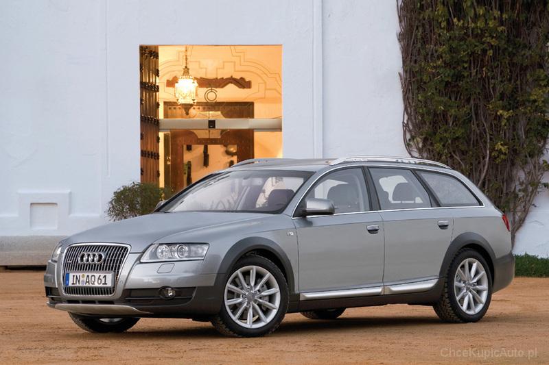 Audi A6 C6 Allroad 3 0 Tdi 233 Km 2008 Avant Skrzynia Automatyczna Zautomatyzowana Napęd 4x4