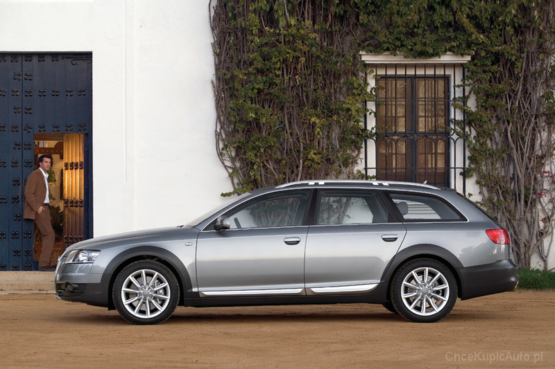 Audi A6 C6 Allroad 2 7 Tdi 180 Km 2007 Avant Skrzynia Automatyczna Zautomatyzowana Napęd 4x4