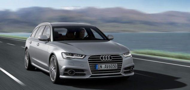 Audi A6 C7 FL 2.0 TDI 190 KM
