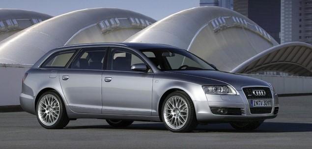 Audi A6 C6 5.2 FSI 435 KM