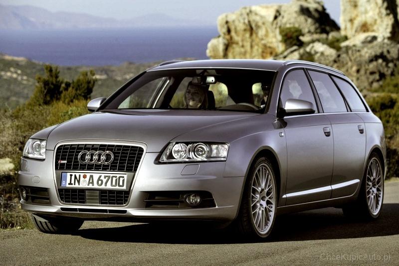 Audi A6 C6 4.2 FSI 350 KM