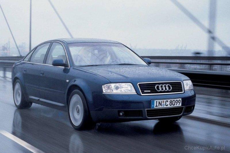 Audi A6 C5 2 4 E 170 Km 2002 Sedan Skrzynia Ręczna Napęd 4x4 Zdjęcie 4