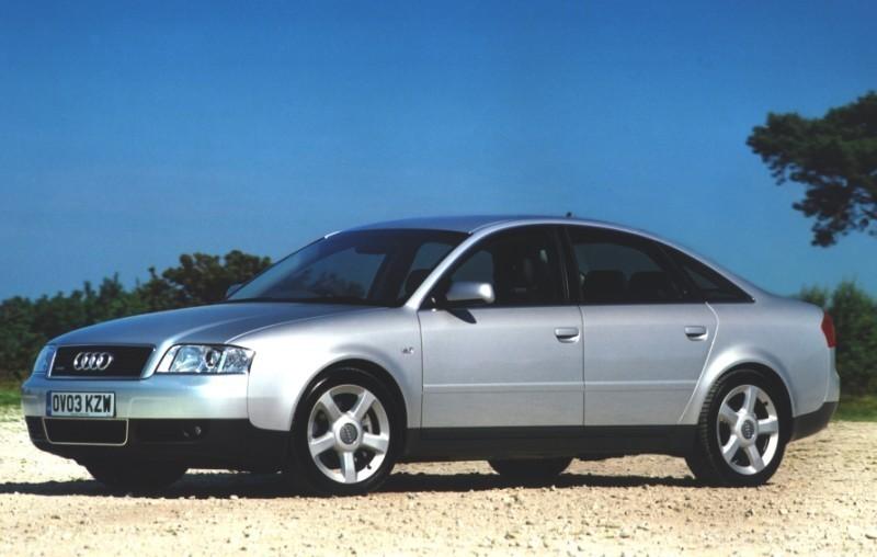 Audi A6 C5 2 8 E 193 Km 1997 Sedan Skrzynia Ręczna Napęd