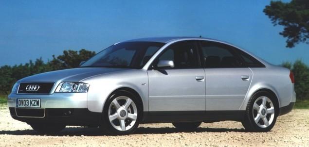 Audi A6 C5 2 0 E 130 Km
